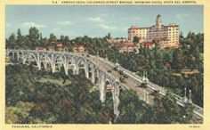 Colorado Street Bridge, Pasadena, California -- Route 66: A Discover Our Shared Heritage Travel Itinerary