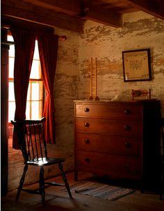 7 Best Log Cabin Window Treatments Images On Pinterest