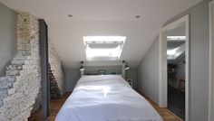 victorian terrace loft conversion two bedrooms Home, Loft Conversion Victorian Terrace, Victorian Terrace House, Bedroom Design, Bedroom Inspirations, Loft Room, Loft Spaces, Urban Interiors, Loft Inspiration