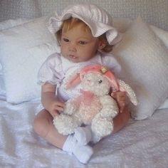 SALE! Ella Mae Custom Reborn Doll Jannie de Lange Toddler Little Darlins Nursery
