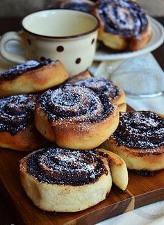 Easy Pasta Recipes, Easy Meals, Homemade Eggnog, Ring Cake, Eggnog Recipe, Muffins, Sweets Cake, Winter Food, Cake Cookies