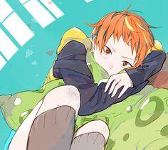 Character: King Anime: Nanatsu no Taizai