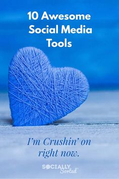 Social Media tips for beginners | 10 Awesome Social Media tools
