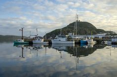 Canadian Geographic Photo Club - Ramea Harbour at dusk