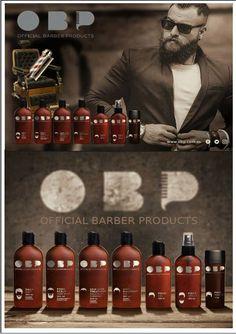 OBP - OFFICIAL BARBER PRODUCTS. La marca de productos especialmente creada para los hombres. Necesitas una línea en tu salón realmente profesional creada exclusivamente para el hombre, con una filosofía de potenciar tu negocio. CORNER BARBER EN TU SALÓN!!! OFFICIAL BARBER PRODUCTS = O.B.P. Venta exclusiva a profesionales directo a tu salón profesional. Salones interesados: M@il: obp@ipelushop.com