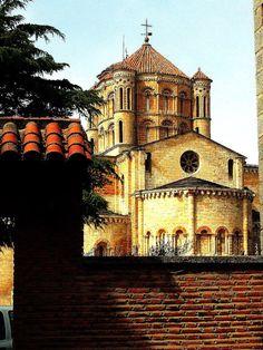 Colegiata de Santa Maria la Mayor, Toro, Zamora, Castilla y León, España