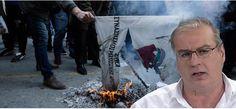 Ι ΑΓΡΟΤΕΣ...Παράτολμος Έλληνας : ΑΜ ΟΥΤΕ ΑΠ' ΤΑ ΣΠΙΤΙΑ ΣΑΣ ΔΕΝ ΘΑ ΜΠΟΡΕΙΤΕ ΝΑ ΒΓΕΙΤΕ: ΕΓΚΛΩΒΙΣΑΝ ΤΟΝ ΣΥΡΙΖΑΙΟ ΣΗΦΑΚΗ ΣΤΟ ΠΑΛΙΟ ΔΗΜΑΡΧΕΙΟ ΑΡΝΙΣΣΑΣ Ο