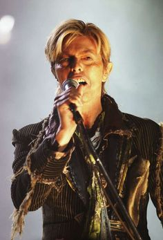2016: The year in shakeups and surprises:     David Bowie Dies at 69:   Music legend and cultural icon David Bowie ﴾real name David Robert Jones﴿, who had been a titanic figure in popular culture since the late 1960s, passed away on January 10 after an 18‐month battle with liver cancer. Following his death, thousands of fans gathered at impromptu shrines around the world to commemorate one of the great showmen and influencers of the 20th century
