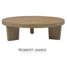 COMPASS POINT COCKTAIL TABLE by Robert James Collection.