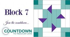 Block Seven: Countdown to Paducah 2018 – AQS Blog