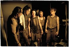 Mud, Piss, Catharsis: Inside Nine Inch Nails' Iconic Performance at Woodstock Lollapalooza, Nine Inch Nails Songs, Woodstock 1994, Trent Reznor, People Running, Perfect Sense, I Love Music, Guys Be Like, Pissed