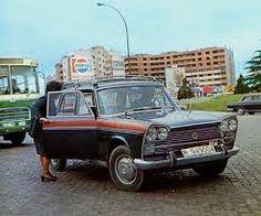 El Blog de la Loles Independiente 2: Por qué los taxis se llaman así