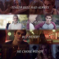 Ok it's not really Archie's fault he doesn't like Betty back, but this is a good edit - Riverdale, Barchie, Varchie, ArchieRonnie, Betty Cooper, Archie Andrews