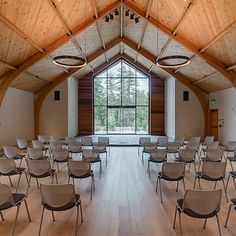 Bole's Curv8 modular wooden floorboards in peaceful interior of The Sanctuary