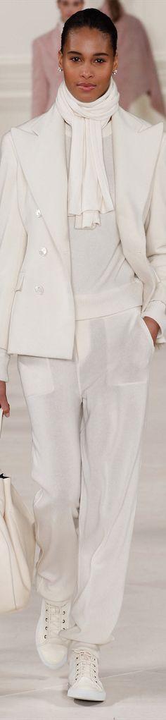 NYFW FALL 2014 Ready-To-Wear featuring Ralph Lauren