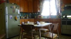 He would always remember her kitchen. It was a bright, pleasant room that always smelled of something nice. They had spent more time there, having their evening tea, than anywhere else in her home.