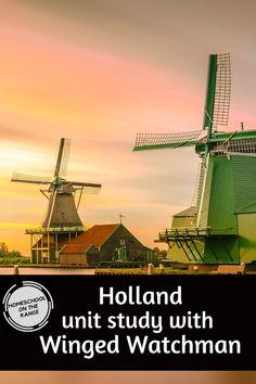 Eli Whitney, Operation Market Garden, Old Windmills, Book Study, Hands On Activities, Social Studies, Homeschooling, Netherlands