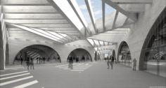 Arte_Visigodo_Toledo_Design-interior-plaza-pergola-entrada_Cruz-y-Ortiz-Arquitectos_CYO-R_05