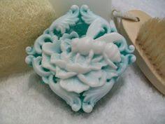 Midnight Oasis Fragrant Glycerin Soap by carolinemiles1 on Etsy, $4.00