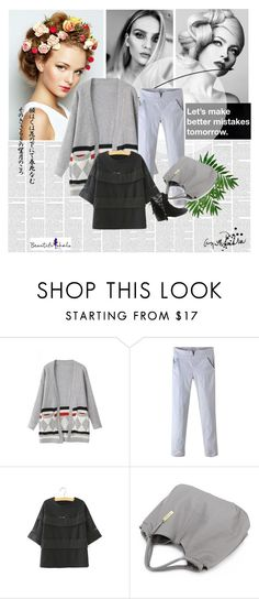 """Bhalo ''12/III"" by albinnaflower ❤ liked on Polyvore featuring Qupid and beautifulhalo"