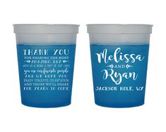 Color Changing Cups Fun Wedding Favors Mood Cups Personalized Favors Thank You Cups Wedding Cups Fun Cups Unique Party Favors 1484 by SipHipHooray