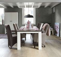 ... # eetkamer # interieur eetstoel saltino stoelen prontowonen nl