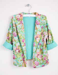 Cute blazer for a little girl Cute Blazers, Little Girls, Kids Fashion, Size 2, Kimono Top, Layering, Bright, Shape, Children