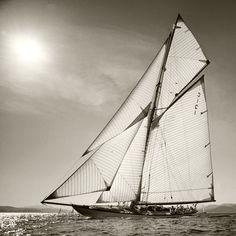 pinterest.com/fra411 #classic #tsailing - Michael Kahn   Photographer