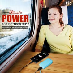 If you want the ultimate-capacity power bank for extended trips, #STKAccessories  #Cubiod2PowerBank offers unrivalled capacity at an affordable price.
