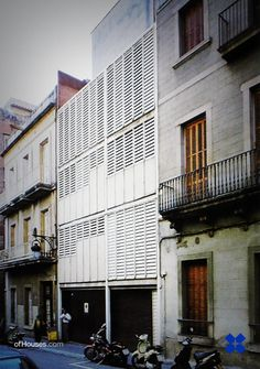 José Antonio Coderch /// Tàpies House /// Barcelona, Spain /// 1960
