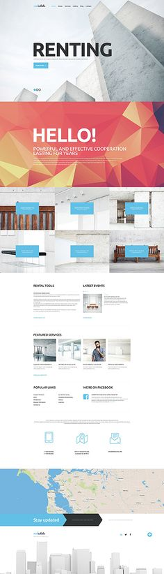 Real Estate #WordpressTheme