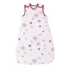 Grobag Perfect Star , 100% cotton Fabric Baby Sleeping bag For Silky Smooth Comfort 2.5 Tog (18-36 months) #Grobag #Perfect #Star #cotton #Fabric #Baby #Sleeping #Silky #Smooth #Comfort #months)