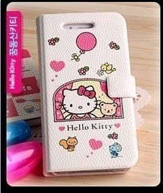 I found 'Hello Kitty iPhone 4s Hello Kitty PU Leather Flip Flap Case Cover (Type B)' on Wish, check it out!