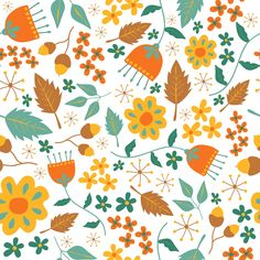Autumn floral by © Suzy Taylor