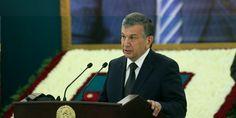 Ouzbékistan: le premier ministre Chavkat Mirziyoyev nommé président par intérim