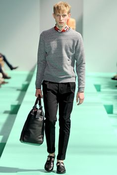 Paul Smith Spring 2013 Menswear Collection on Style.com: Complete Collection