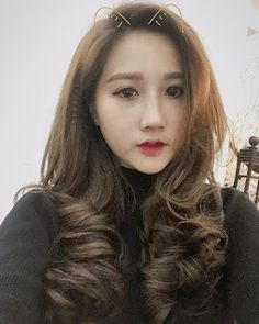Gái xinh facebook Linh Hương Trần