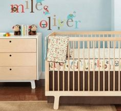 Alphabet Zoo Complete Sheet� 4-PC Bedding Set by SkipHop.   A bevy of cute critters introduce the alphabet to baby in this joyful nursery set. Our bumper-free 4 pc bedding set provides all the style of a traditional crib set-without a bumper-and features our patent-pending Complete Sheet�. This �engineered� sheet offers bold graphics around the sides of the mattress with a contrasting pattern on top of the sheet. Also included is our wall decals, linen crib skirt and the softest nursery...