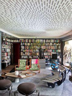 Оформление потолка - оригинальные идеи, творческий подход, правильные акценты. Как сделать потолок украшением помещения.
