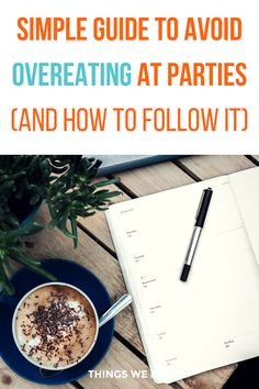 Planning ahead, knowing what you'll say and deciding what to eat can make all the difference when you're dealing with overeating. Especially when you're at parties and people will try to pressure you to eat more. Use this simple guide, start here.  #overeating #controllingportions #portioncontrol #buffets #healthychoices #healthyeating #eatinghealthy #christmas #thanksgiving #holidays