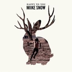 Electro-Pop as it should be...   New Album from Miike Snow released in March, 2012