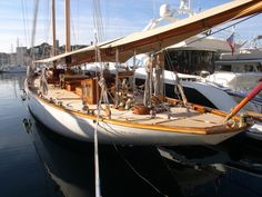 Classic Yacht Doriana for Sale