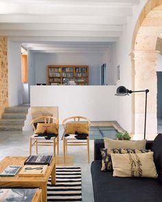 Metal e vidro fazem de moinho um lar - CASA VOGUE | Interiores