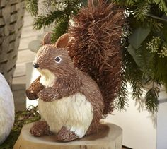 Squirrel Woodland Creature | Pottery Barn