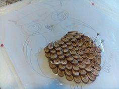 quilling owl, tutorial by Branka Miletic!