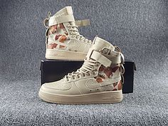 "c6697aa4b07491 Nike Special Field sf1Desert Camo Nike Special Forces Air Force 1  Boots""Faded Olive Faded""Basketball shoes"