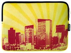 "funda netbook ciudad 10"" Fair Grounds, Painting, Backpacks, Totes, Cases, Purses, Cities, Objects, Painting Art"