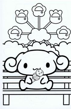 Cinnamoroll Coloring Pages Free Online Printable Sheets For Kids Get The Latest Images Favorite