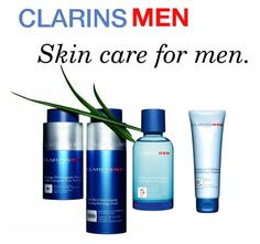 """""""Clarins Men"""" by vera-brites on Polyvore featuring beauty and Clarins"""