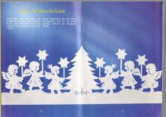 Les anges de Noel.